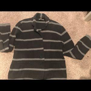 Loft Thick Sweater Jacket